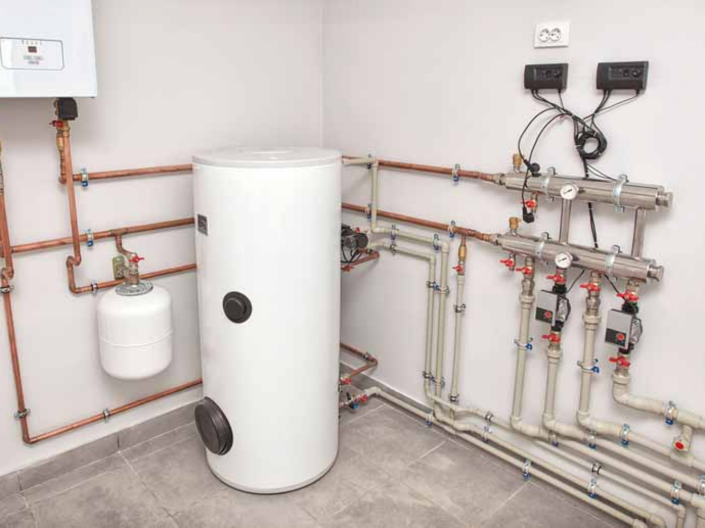 3 benefits of tankless water heaters